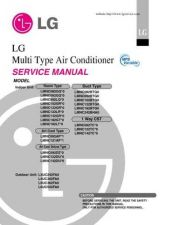 Buy LG A20208P Manual by download Mauritron #304399