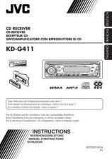 Buy JVC KD-G411-9 Service Manual by download Mauritron #281958