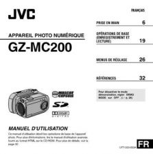 Buy JVC LYT1333-003A Operating Guide by download Mauritron #296017