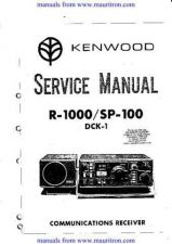 Buy Trio R1000 Service by download Mauritron #325722