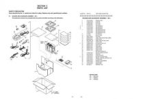 Buy JVC GR-DVM96PARTS Service Manual by download Mauritron #274251