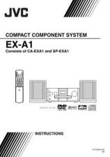 Buy JVC EX-A1-14 Service Manual by download Mauritron #280307