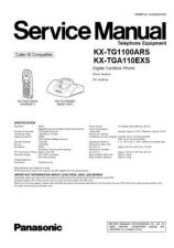 Buy Panasonic KX-TG1070SLB Manual by download Mauritron #300404