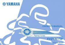 Buy Yamaha 2C4-28199-22 Motorcycle Manual by download #333967