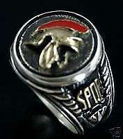 Buy Roman Legionaire Mens Signet ring Sterling Silver