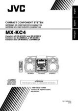 Buy JVC MX-KC4-5 Service Manual by download Mauritron #282993
