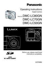 Buy Panasonic DMC-LC80GC Manual by download Mauritron #298844