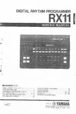 Buy Yamaha RX5E. Operating User Instruction Guide by download Mauritron #330239