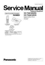 Buy Panasonic KX-TGA711ES[===================== Manual by download Mauritron #300599