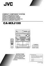 Buy JVC CA-MXJ100-[2] Service Manual by download Mauritron #281362