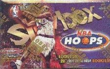 Buy new sealed box 1999 2000 SkyBox NBA Hoops HOBBY autographics BASKETBALL 36 packs