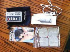 Buy Relief Dr 10000 Portable Massager Tens Unit Pain Management Back Shoulder Knee