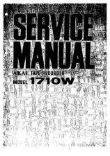 Buy AKAI. 1710W. Audio Equipment. Service Manual. by download Mauritron #321711