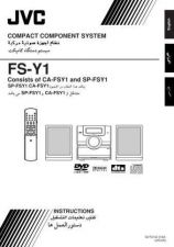 Buy JVC FS-Y1-8 Service Manual by download Mauritron #274113