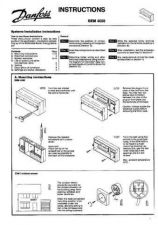 Buy Danfoss BEM4000 Inst instruct Operating Guide Instructions by download Mauritron #328