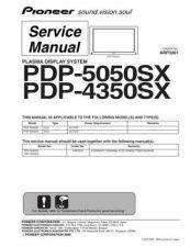 Buy Panasonic PDP-5050SX. Manual by download Mauritron #301137