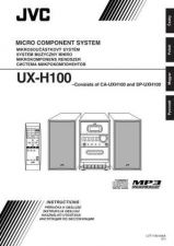 Buy JVC UX-H100 Service Manual by download Mauritron #284344