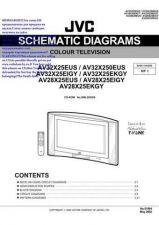 Buy JVC AV28BK5ECB-schem Service Manual by download Mauritron #322426