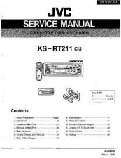 Buy JVC KS-RT120 Service Manual by download Mauritron #282502