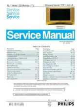 Buy NAP 26-32MF605W Service Manual by download Mauritron #323464