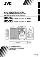 Buy JVC UX-G3-19 Service Manual by download Mauritron #277107