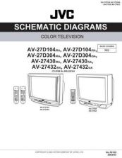 Buy JVC AV-25M315 Service Manual by download Mauritron #279741