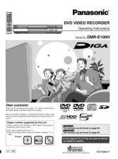 Buy Panasonic DMR-E100H]]]]][ Manual by download Mauritron #298916