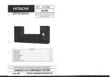 Buy Hitachi CWA-432RR Service Manual by download Mauritron #289806
