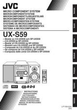 Buy JVC UX-S59-3 Service Manual by download Mauritron #277247