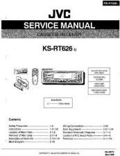 Buy JVC KS-RT606R Service Manual by download Mauritron #282528