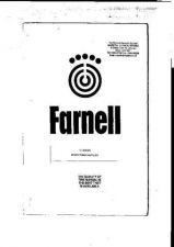 Buy FARNELL. L30-1. PSU. SERVICE MANUAL. by download Mauritron #325559