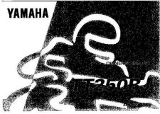 Buy Yamaha 4PX-28199-22 Motorcycle Manual by download #334309