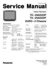 Buy Panasonic TX-28XDP3 Manual by download Mauritron #302522