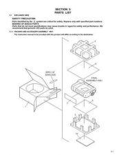 Buy JVC GR-FC1UM PART Service Manual by download Mauritron #279288