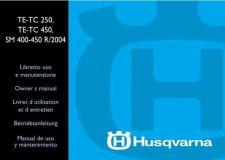 Buy husqvarna TE-TC250-400-450-2004-sm by download Mauritron #329422