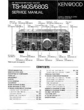 Buy TS140S 680S Service Manual v2 by download Mauritron #337858