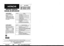 Buy Hitachi VMD865LA Service Manual by download Mauritron #286786