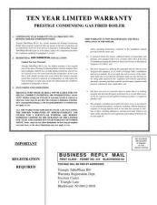 Buy Honeywell Prestige Warranty by download Mauritron #317960