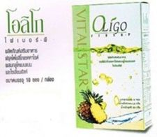 Buy VITAL STAR OLIGO FIBER-P DETOX SUPPLEMENT DIET COLON EXCRETORY TOXIC RESIDUE