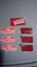 Buy Vans Shoes Sticker Pack