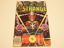 Buy Doctor Strange Master of the Mystic Arts Marvel Comic No 49 Vol 1 Oct 1981