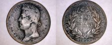 Buy 1829-A French Colonies 10 Centimes World Coin