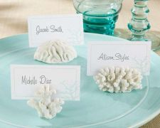 Buy Seven Seas Coral Place Card/Photo Holder (Set of 24)