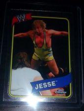 Buy 2008 Topps Chrome #38 JESSE Grade 10 WWF WWE ECW WCW TNA