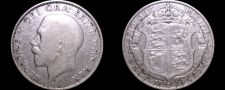 Buy 1929 Great Britain Half Crown World Silver Coin - UK - England