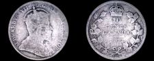 Buy 1902-H Canada 10 Cent World Silver Coin - Canada - Edward VII