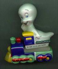 Buy Casper the friendly Ghost on train Salt & Pepper