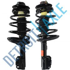 Buy Pair of 2 NEW Front Driver and Passenger Complete Ready Strut Assembly Camry