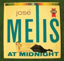 Buy JOSE MELIS / Melis At Midnight 1959 Stereo/Hi-Fi LP