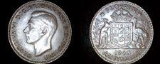 Buy 1942 M Australian Florin Silver World Coin - Australia